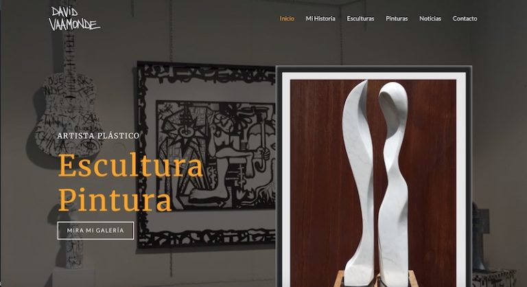 Vaamonde Escultura