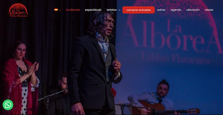 Alborea Flamenco